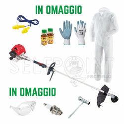 KIT MOTOCOMPRESSORE CAMPAGNOLA MC 550 HONDA GX 200+ACCESSORI