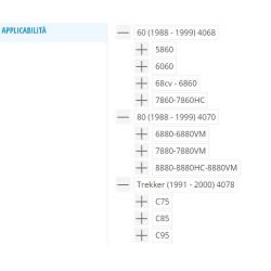 FILTRO OLIO IDRAULICO ORIGNALE LANDINI TRATTORI 5860,6060,7860,8880,TREKKER