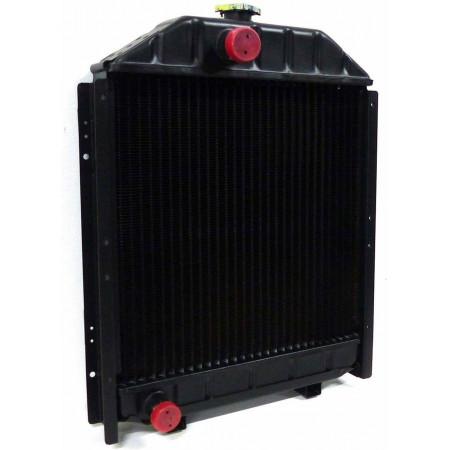 RADIATORE 09594A PER TRATTORE ADATTABILE e Fiat 4973345 4952983