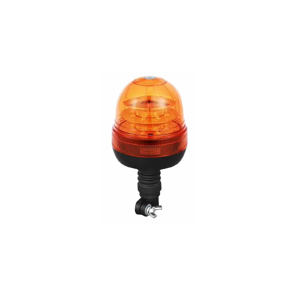 GIROFARO LAMPEGGIANTE A LED CON BASE