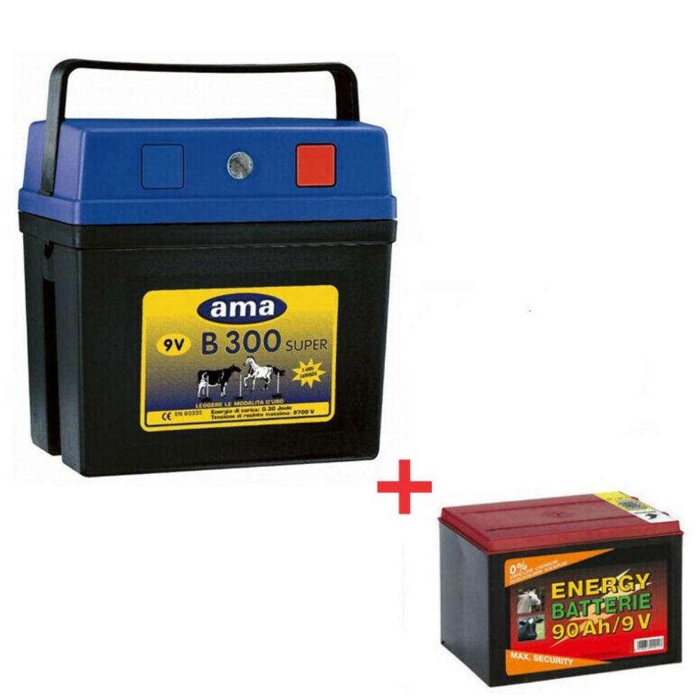 ELETTRIFICATORE RANCH AMA B 300 PER