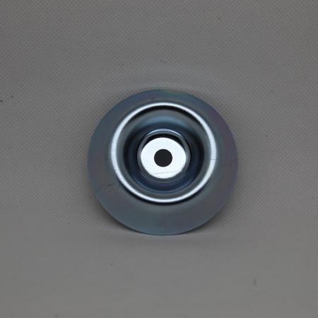COPPETTA PROTEZIONE INFERIORE PER DECESP UGLIATORE EFCO/OLEO-MAC 4100456R FORO 8MM