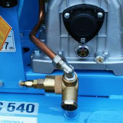 MOTOCOMPRESSORE CAMPAGNOLA MC 540 CON MOTORE HONDA GP 160 + OMAGGI