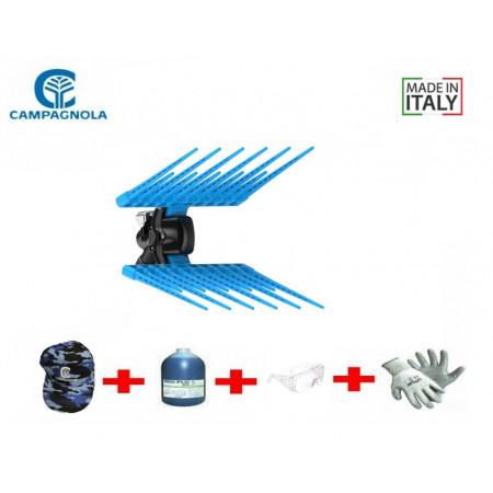 Motozappatrice Meccanica Benassi RL2