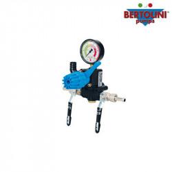 Pigia diraspatrice elettrica in acciaio inox Grifo DMCI con coclea
