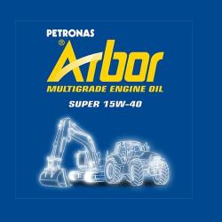 OLIO MOTORE ARBOR AMBRA 15W40 PETRONAS