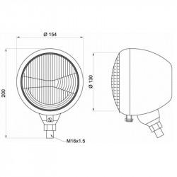 Motopompa idropulitrice supreme 75 Annovi Reverberi