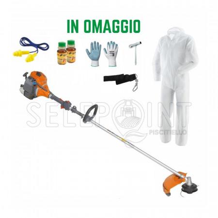 DECESPUGLIATORE A SCOPPIO OLEO MAC 2,0 HP BCH 400 + OMAGGI